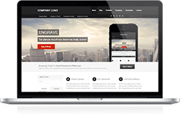 Engrave WordPress Theme