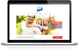 Minamaze WordPress Theme